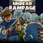 Undead Rampage Screenshot