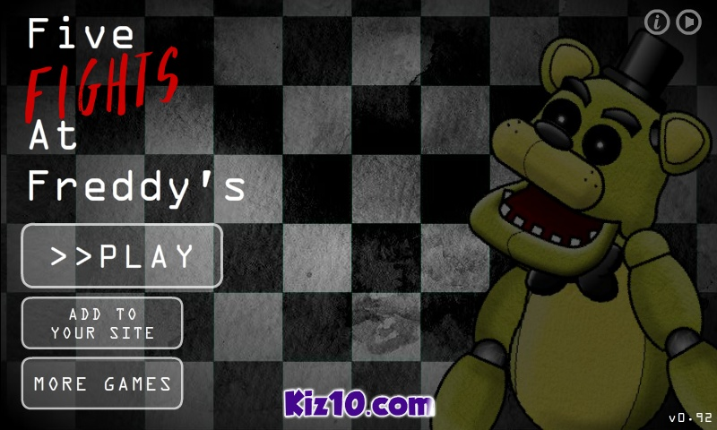 Five Fights At Freddys Hacked (Cheats)