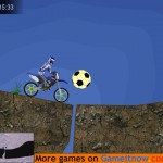 MotoBall Screenshot