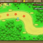 Elemental Strike: Mirage Tower Screenshot