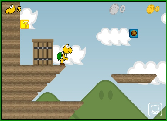 Play A Koopa's Revenge 2 - Play Free Games Online