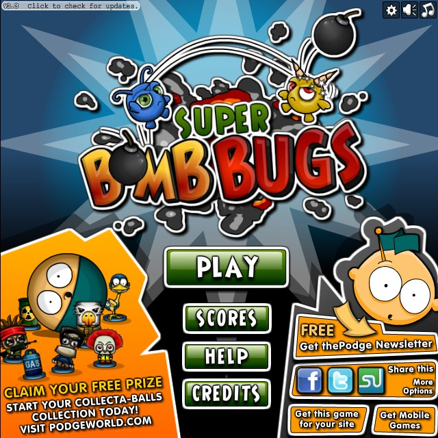 Super bomb bugs hacked cheats hacked free games