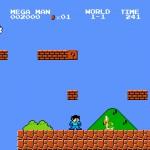 Super Mario Bros. Crossover Screenshot