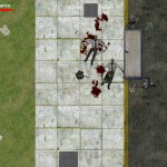 Overrun By Zombies Screenshot