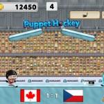 Puppet Ice Hockey Screenshot