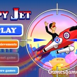 Spy Jet Screenshot