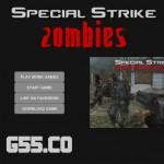 Special Strike: Zombies Screenshot