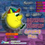 Jumping Mac Screenshot