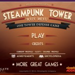 Steampunk Tower Defense Screenshot