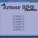 Armor RPG Screenshot