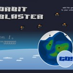 Orbit Blaster Screenshot