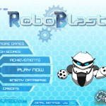Robo Blast Screenshot