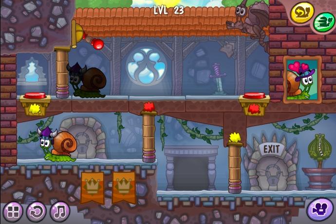 Snail Bob - Play Snail Bob on Crazy Games