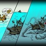 Ships vs SeaMonsters Screenshot