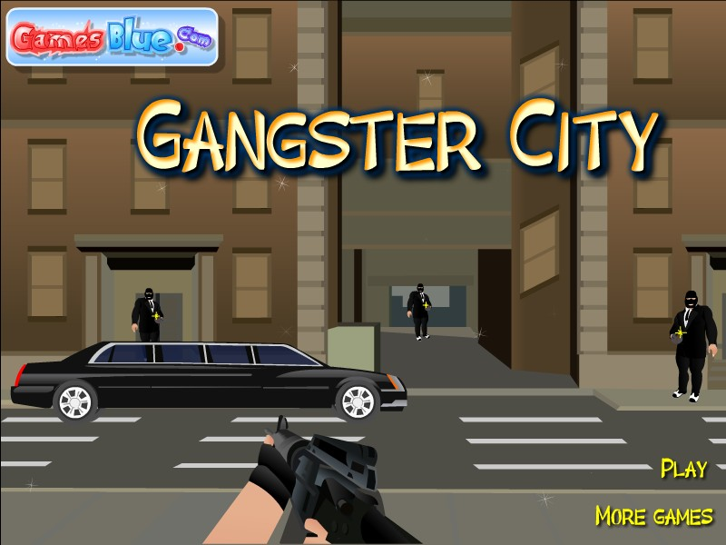 free gangster games