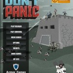 Don't Panic Screenshot
