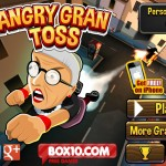 Angry Gran Run: Grannywood Screenshot