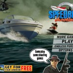 Speedboat Shooting Screenshot