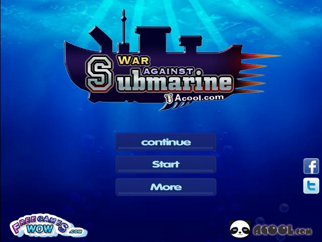 War Submarines Games Submarine Warfare Games War
