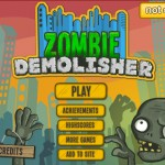 Zombie Demolisher Screenshot