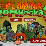 Flaming Zombooka 2 Screenshot