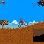 Motocross Racing Screenshot