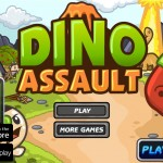 Dino Assault Screenshot