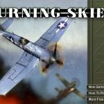 Burning Skies Screenshot