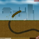 Effing Worms Screenshot
