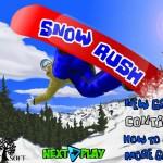 Snow Rush Screenshot