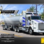 18 Wheels Driver 3 Screenshot