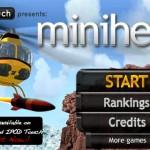 Mini Heli Screenshot