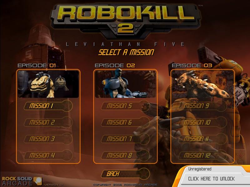 robokill 3 free download full version