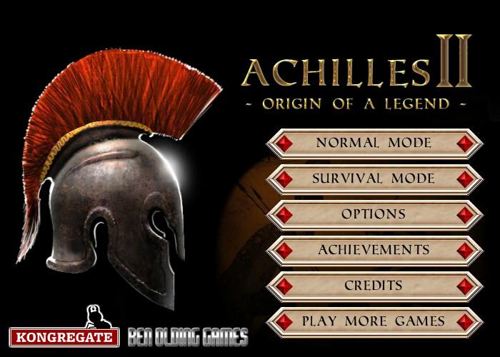 achillies games