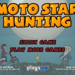 Moto Star Hunting Screenshot