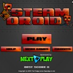 Steam Droid Screenshot