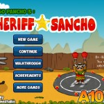 Amigo Pancho 3: Sheriff Sancho Screenshot