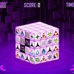 Mahjongg Dark Dimensions Screenshot