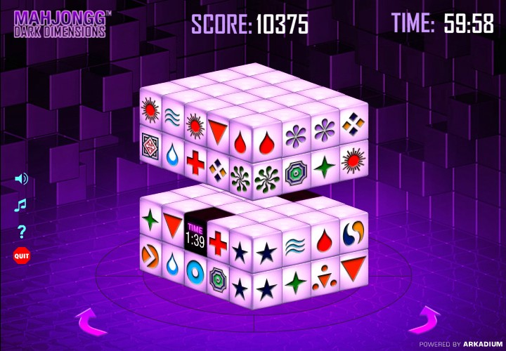 mahjong dark dimension free online