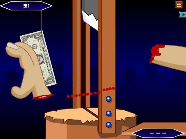 handless millionaire free play