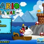 Mario Sea War Screenshot