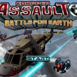 Chopper Assault: Battle For Earth Screenshot