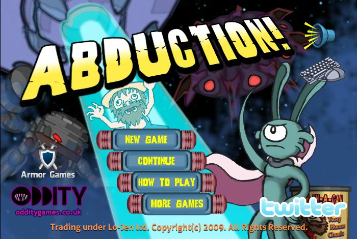 Abduction Hacked (Cheats) - Hacked Free Games