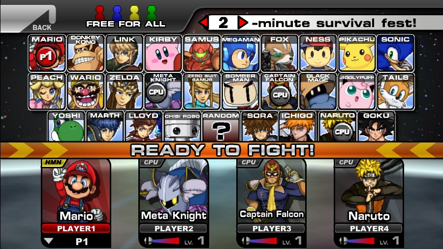 super super smash flash