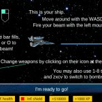 RPG Shooter: Starwish Screenshot