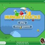 Hungry Ducks Screenshot
