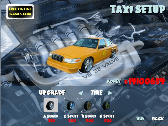 play sim taxi 1 online
