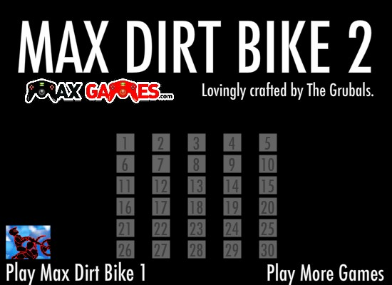 Max Dirt Bike 2 Hacked (Cheats) - Hacked Free Games