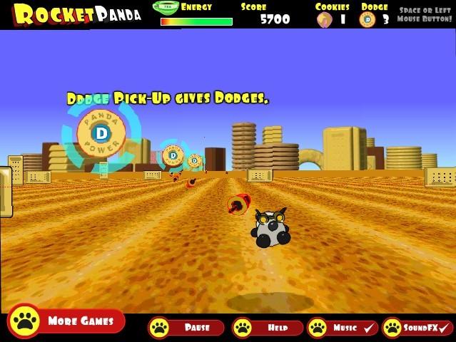 Rocket Panda Hacked (Cheats) - Hacked Free Games