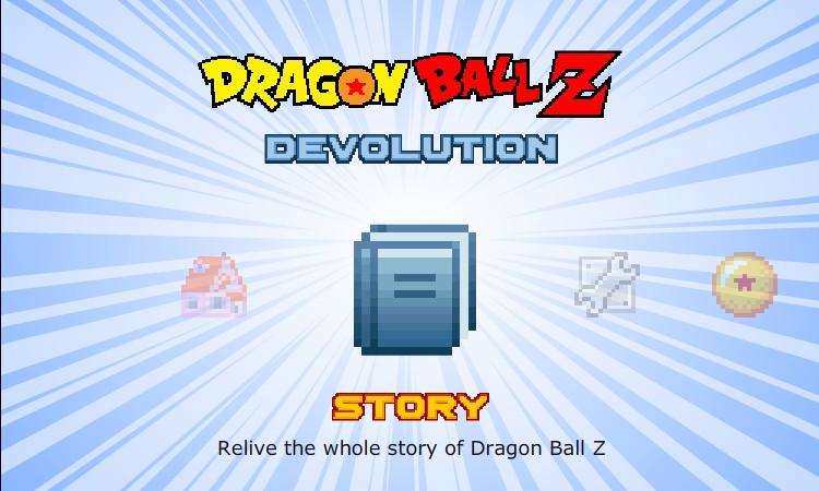 Dragonball z devolution hacked cheats hacked free games